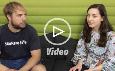 3 Fragen an Marco Besel über sein Onboarding bei Stärkere Stoffe Wagner